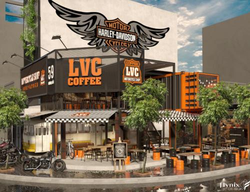 cafe LVC