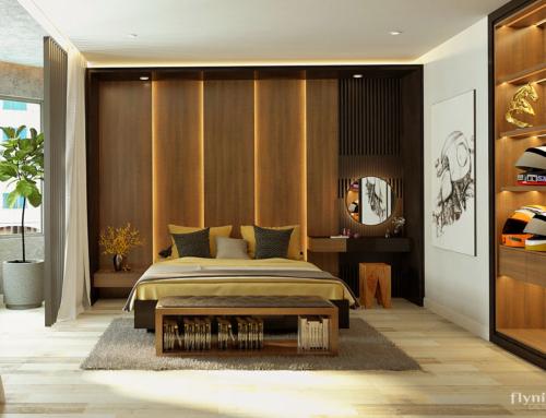 phòng ngủ a Hưng